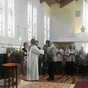 August 4, 2013 Mass Services with Fr Cummings photo album thumbnail 25